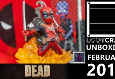 Loot Crate – February 2016 Dead