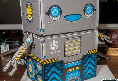 Loot Crate – February 2017 Build Photos
