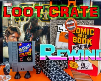 Loot Crate – January 2015 Rewind