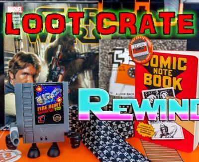Loot Crate – January 2015 Rewind