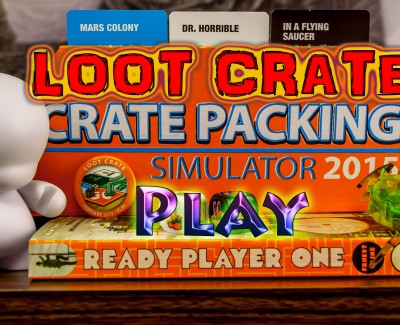 Loot Crate – February 2015 Play