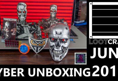 Loot Crate – June 2015 Cyber