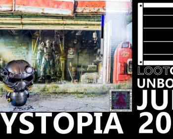 Loot Crate – June 2016 Dystopia