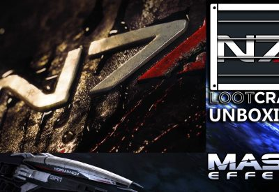 Loot Crate Special – Mass Effect N7 Limited Edition