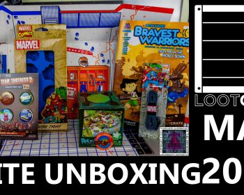Loot Crate – May 2015 Unite
