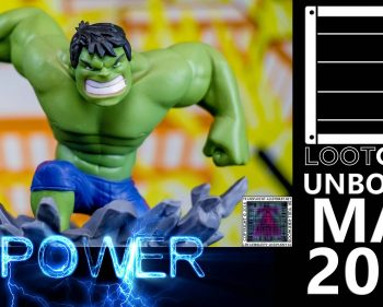Loot Crate – May 2016 Power