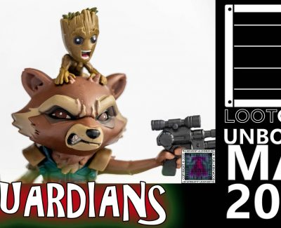 Loot Crate – May 2017 Guardians