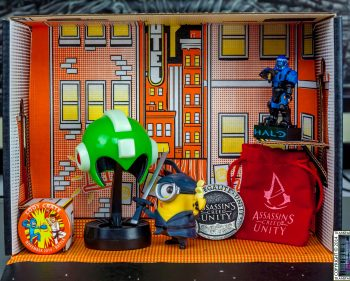 Loot Crate – November 2014 Battle Photos