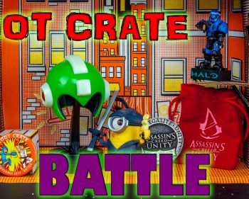Loot Crate – November 2014 Battle