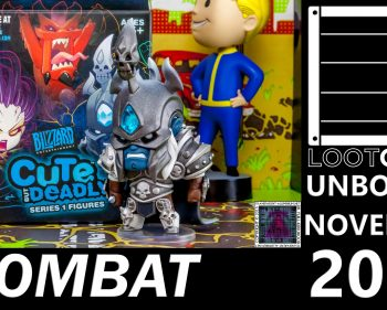 Loot Crate – November 2015 Combat