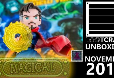 Loot Crate – November 2016 Magical