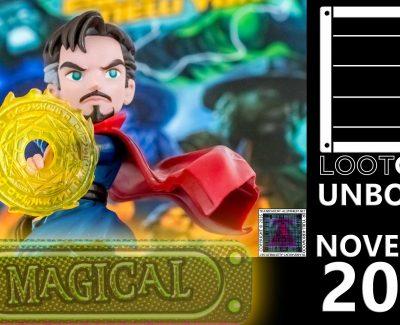 Loot Crate – November 2016 Magical