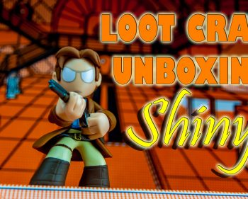 Loot Crate – September 2014 Galactic