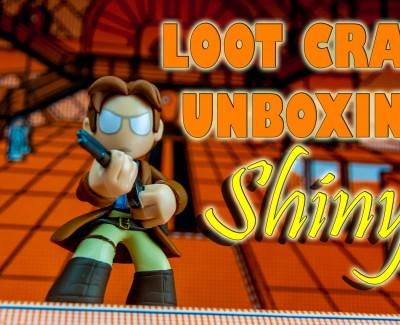 Loot Crate – September 2014 Galactic