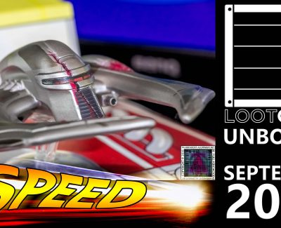 Loot Crate – September 2016 Speed