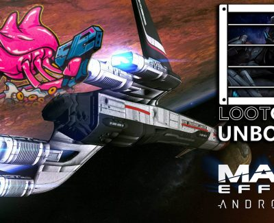 Loot Crate Special – Mass Effect Andromeda