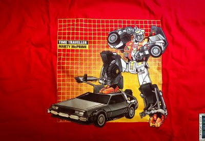 Loot Crate – June 2014 Transformers Photos
