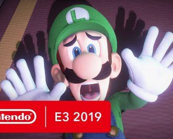 Luigi's Mansion 3 – E3 2019