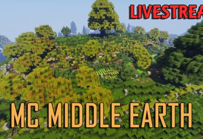 Minecraft Middle Earth – Part 1