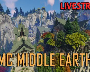 Sunday Night Stroll – Exploring Minecraft Middle Earth – Part 2