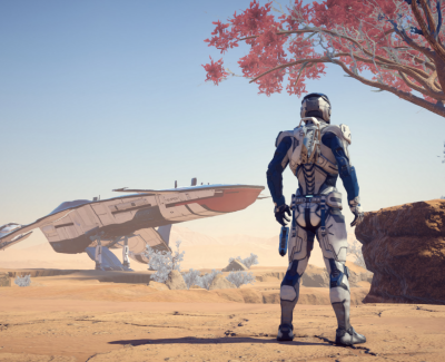Mass Effect Andromeda video tours the Tempest, your new Normandy