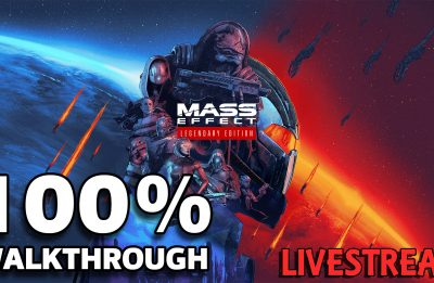 Mass Effect Legendary Edition: ME1 Ep 11 – Feros