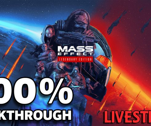 Mass Effect Legendary Edition: ME1 Ep 4 – Finding Liara
