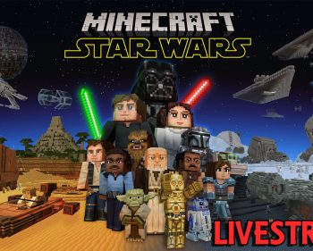 Star Wars Mash-Up – Minecraft Bedrock Edition