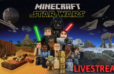 Star Wars Mash-Up – Minecraft Bedrock Edition