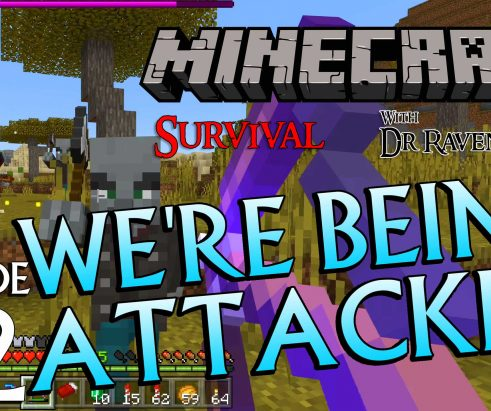 Minecraft Survival: Episode 52 – We're Being Attacked! Achievement/Trophy
