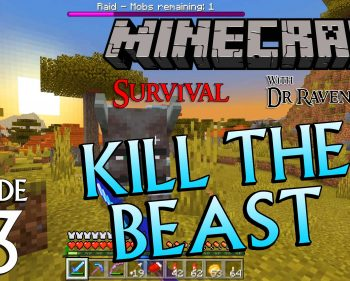 Minecraft Survival: Episode 53 – Kill The Beast! Achievement/Trophy