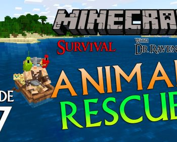 Minecraft Survival: Episode 27 – Animal Rescue