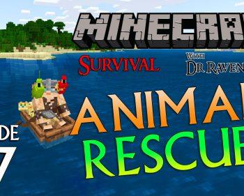 Minecraft Survival: Episode 27 – Animal Rescue