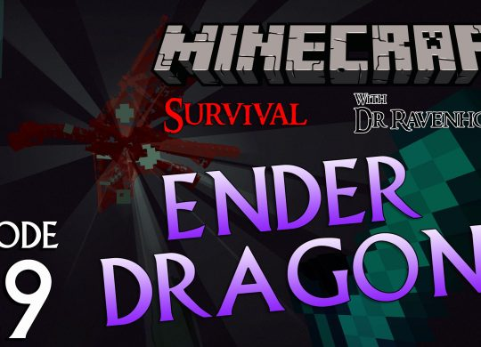 Minecraft Survival: Episode 29 – Defeating The Ender Dragon