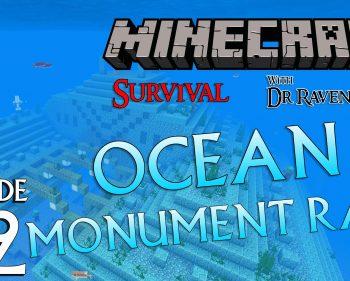 Minecraft Survival: Episode 32 – Ocean Monument Raid