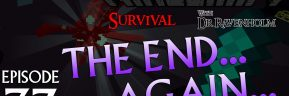 Minecraft Survival: Episode 37 – The End… Again… Respawn the Enderdragon Achievement