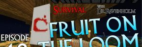 Minecraft Survival: Episode 42 – Fruit On The Loom Achievement/Trophy