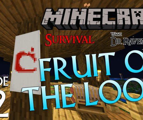 Minecraft Survival: Episode 42 – Fruit On The Loom Achievement/Trophy