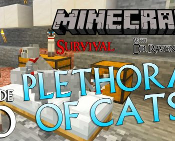 Minecraft Survival: Episode 50 – Plethora of Cats Achievement/Trophy