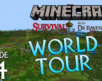 Minecraft Survival: Episode 64 – World Tour