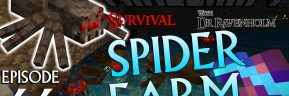Minecraft Survival: Episode 66 – Bedrock Spider Farm