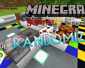 Minecraft Survival: Episode 69 – Randomizer
