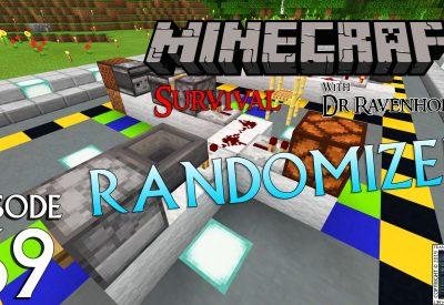 Minecraft Survival: Episode 69 – Randomizer