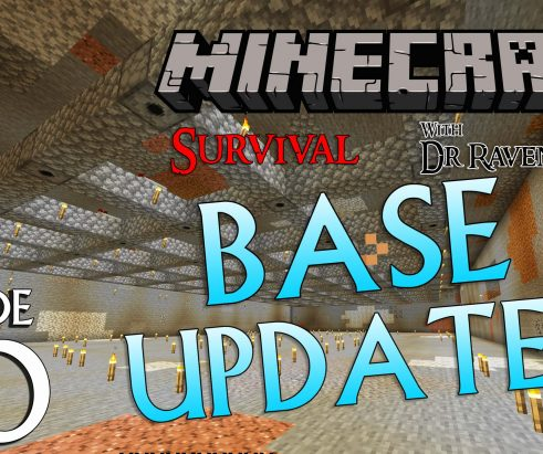 Minecraft Survival: Episode 70 – Base Update