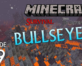 Minecraft Survival: Episode 79 – Bullseye Achievement and Trophy