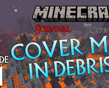 Minecraft Survival: Episode 81 – Cover Me In Debris Achievement and Trophy