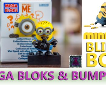 Minions MEGA BLOKS Blind Box & Bumpees