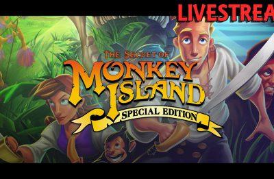 Monkey Island 1: The Secret of Monkey Island – Part 2
