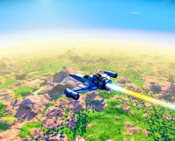 No Man's Sky – My First Home World