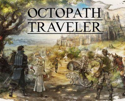 Octopath Traveler – E3 2018